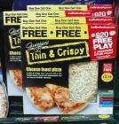 Giussepes Pizzas BOGOF @ Morrisons plus possible £10 voucher