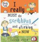 I Really Must Do Scribbling and Sticking Now (Spiral bound) £2.75 delivered @ The Book Depository
