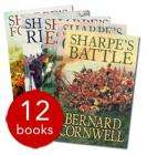 Sharpe's Battle Collection - Bernard Cornwell (12 Books) £13.49 @ The Book People