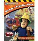 Fireman Sam Bumper Activity Book with over 50 stickers £2.66 delivered @ The Book Depository