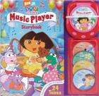 Dora Music Player (Dora the Explorer) (Hardcover Book / CDPlayer/4 CDs) £8.99 delivered with vouchers @ The Book People