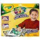 Crayola Colour Wonder Mess-Free Soft Sticks with Colouring Book - just £3.38 delivered @ Amazon