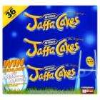 Jaffa Cakes 36 pack HALF PRICE in Tesco was £2.41 now £1.20