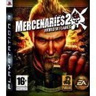Mercenaries 2 (£6) Dead Space (£9) PS3 @ WHSmith