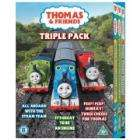 Thomas & Friends :[3 DVD Box Set] All Aboard With The Steam Team / It's Great To Be An Engine / Peep! Peep! Hurray!  - £3.98 delivered @ Amazon