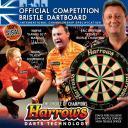 Official Competition Bristle Dartboard - £12.89 delivered @ Sendit