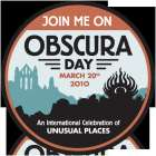 """Free Tours of """"Out of the ordinary"""" places @ atlasobscura.com"""