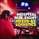 Hospital Mix Volume 8 CD, mixed by Logistics  - only £3.99@HMV