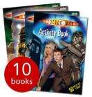 10 Doctor Who Activity books for £4.99 & free Dr Who 2010 Annual  The Book People