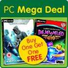 BUY 1 GET 1 FREE ON SELECTED PC GAMES @ PLAY.COM