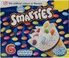 Nestle Smarties Cones Pack of 6 for £1 @ Morrisons