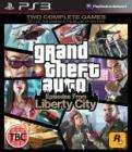 Grand Theft Auto IV: Episodes From Liberty City PS3 - PRE ORDER - £22.26 delivered using code PLAY10 @ The Hut