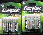 Energizer Rechargable Batteries (4 AA) 2450 mAh - £9.99 @ Currys in store