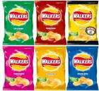Walkers 32 pack box £3.00 @ asdas