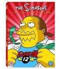 The Simpsons season 12 £17.95 Delivered @ Amazon or Zavvi