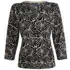 Black & white print cardigan @ Debenhams was £29.50 now 8.85 With free delivery code and 5% Quidco sizes 14 onwards