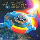 Electric Light Orchestra (ELO) - All Over The World: Very Best Of: Remastered CD £2.99 delivered @ HMV