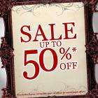 Up to 50% off Clothing SALE @ Figleaves - starting Today  !