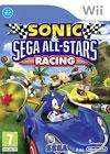 SONIC & SEGA ALL-STARS RACING for the WII at Woolworths entertainment