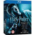 Harry Potter Complete Box Set 1 - 6  (7 Disc) (Blu-ray) £33.00 delivered @ Tesco Entertainment ! OR  [ After quidco £30.36]