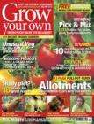 3 issues £1 plus LOADS OF FREE SEEDS @ Grow Your Own magazine