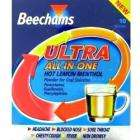 Beechams Ultra All In One Satchets - 10 pack - 97p @ Asda!! normally £2.50!