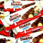 4 Pack Kinder Bueno - Chocolate & Hazlenut  Best price ever 70 p @Morrison