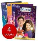 Wizards Of Waverly Place Collection - 4 Books £4.49 delivered @ The Book People - Less then £1.13 a book !
