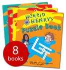 Horrid Henry Collection - 8 Activity Books £7.19 delivered @ The Book People