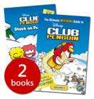 Disney Club Penguin Set - 2 Books £3.59 delivered @ The Book People