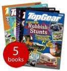 Top Gear Activity Collection - 5 Books £4.59 delivered (84p a book!) @ The Book People