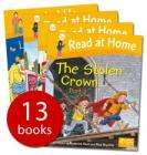 Read At Home Confident Readers Collection - 13 Books - £8.99 @ The Book People - Free delivery - Less than 71p a book