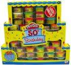 Play-Doh 50th Birthday Celebration Cake of 50 Colours - £7.50 + £3.90 p+p