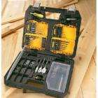 DeWalt 90 Piece Worksite Powertool Accessory Set RRP:£137.72 Price:  £32.98 & this item Delivered FREE in the UK with Super Saver Delivery.