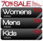 At least 70% of Adidas Clothing @ Bargain Crazy