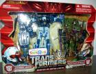 Transformers 2 Revenge of the Fallen Master of Metallikato Autobot Whirl vs. Decepticon Bludgeon £9.99 @ Home Bargains