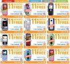 12 month contract Mobile deals with £6.50 or more profit at OSPS !!