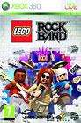 Lego Rock Band - (Xbox 360) Game - £13.93 delivered @ The Hut
