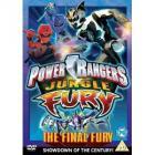 Power Rangers - Jungle Fury Vol.5 - The Final Fury [DVD] £2.99 at Amazon & Play