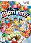 It's My Birthday (Wii) Game - £4.91 delivered @ Asda Entertainment