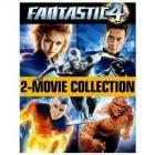 Fantastic Four / Fantastic Four - Rise Of The Silver Surfer - Double DVD Set £3.00 @ Tesco