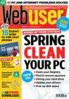 Web User Magazine 6 issues for 60p