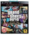 Grand Theft Auto Episodes From Liberty City PS3 [online] £22.99 @ Argos