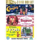 Clangers / Bagpuss / Ivor The Engine (3 Discs) - £3.99 delivered @ Play