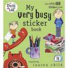 My Very Busy Sticker Book (Charlie and Lola) (Paperback) £2 delivered @ Amazon