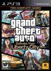 Grand Theft Auto Episodes From Liberty City PS3 - 18+. (in store & online) £22.99 @ Argos