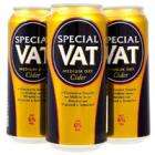 Special VAT cider 2 quid for 4 @ Netto