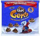 Jacobs Choc Gems 10 x 25g bags  for £1.00 @Farmfoods
