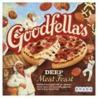 Goodfellas Deep Pan Pizzas £0.97 Asda Online