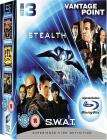 3 Blu-rays = £5.99 Vantage Point / Stealth / S.W.A.T. @ Play